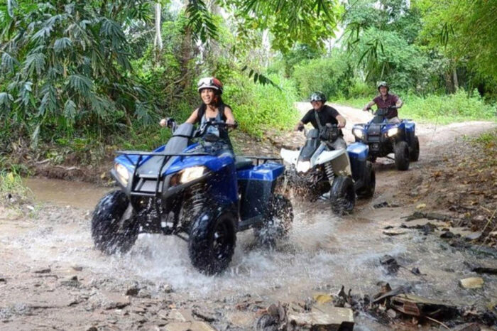 Krabi ATV 2 Hour Riding Tour