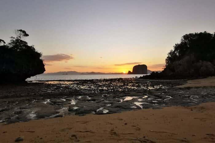 Krabi Sunset Tour at Hong Island + Bioluminescent Plankton