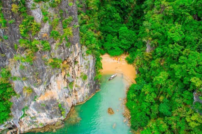 Lanta 4 Islands Snorkeling and Kayaking By Tin Adventure Sea Tour