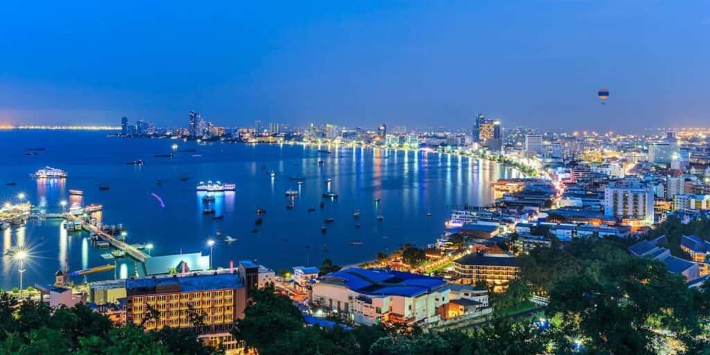 sea, thailand, travel, seasons sea Sea of Thailand, we can travel in all seasons Pattaya Chonburi Province 1024x512