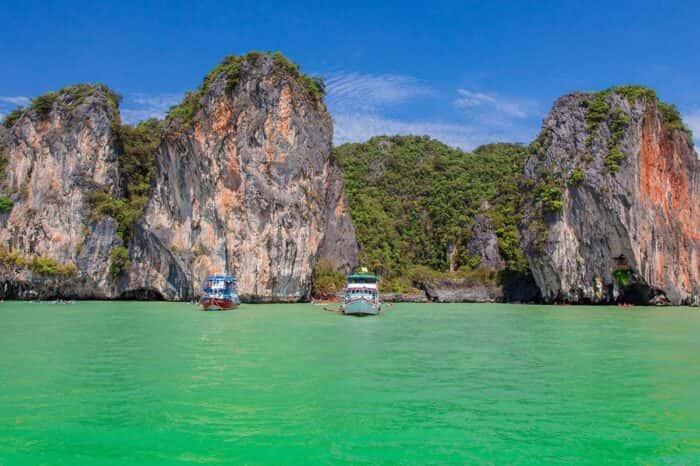Phang Nga Bay James Bond Island Tour By Big Boat From Phuket (1 Canoeing)