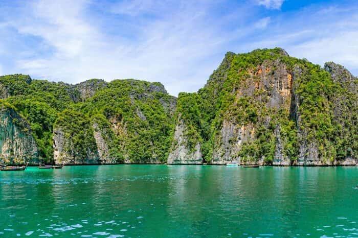 Phi Phi Island, Maya Bay, Rang Yai Island Snorkeling Tour From Phuket