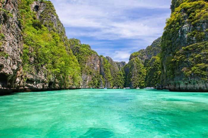 Phi Phi, Maiton, Green and Khai Island Snorkeling Tour From Phuket