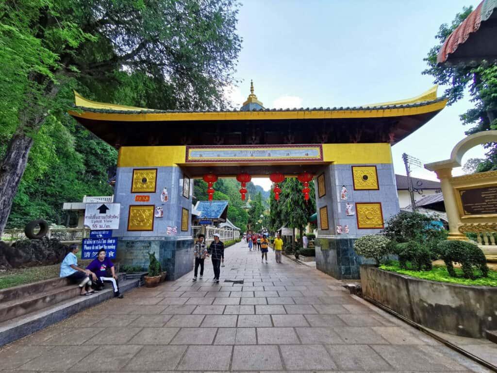 tiger cave temple, krabi province tiger cave temple Tiger Cave Temple, Krabi Province Tiger Cave Temple Krabi Province 2 1024x768