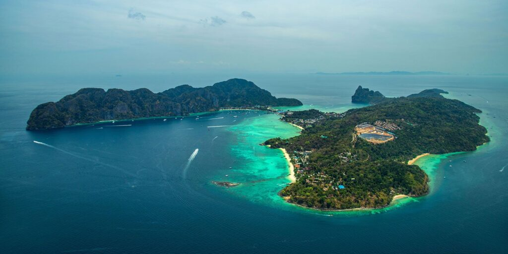 the most beautiful islands in thailand the most beautiful islands in thailand The most beautiful islands in Thailand and worthwhile to visit 01 Phi Phi Island 1024x512