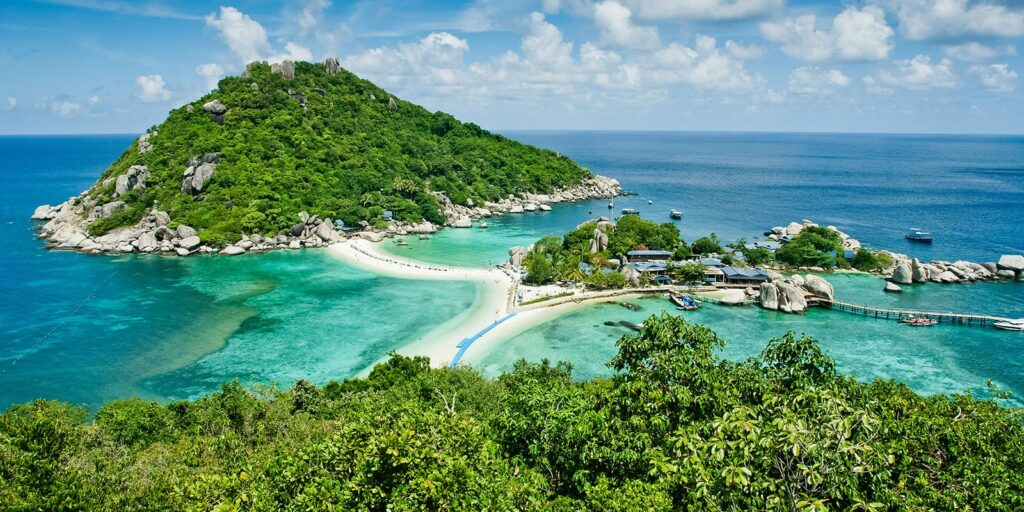 the most beautiful islands in thailand the most beautiful islands in thailand The most beautiful islands in Thailand and worthwhile to visit 07 Nang Yuan Island 1024x512