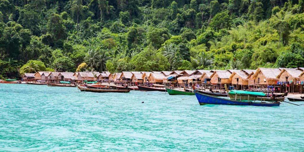 the most beautiful islands in thailand the most beautiful islands in thailand The most beautiful islands in Thailand and worthwhile to visit 08 Surin Islands Mu Koh Surin 1024x512