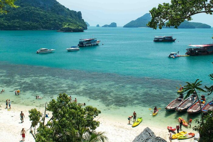 Ang Thong National Marine Park Tour From Koh Samui By Speedboat search Search Ang Thong National Marine Park Tour Fr 700x466