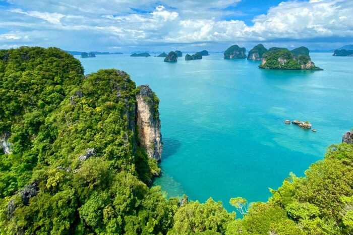 Koh Hong Day Tour and 360 Viewpoint By Longtail Boat From Krabi