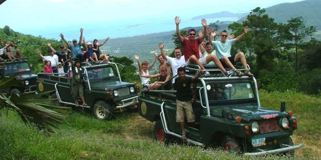 koh samui jungle safari, 4wd jeep tour koh samui jungle safari Koh Samui Jungle Safari 4WD Jeep Tour Includes Lunch Koh Samui Jungle Safari 4WD Jeep Tour Includes Lunch 1 1024x512