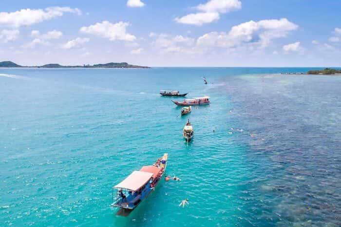 Koh Tan Snorkeling Tour From Koh Samui by Mr Man Snorkeling