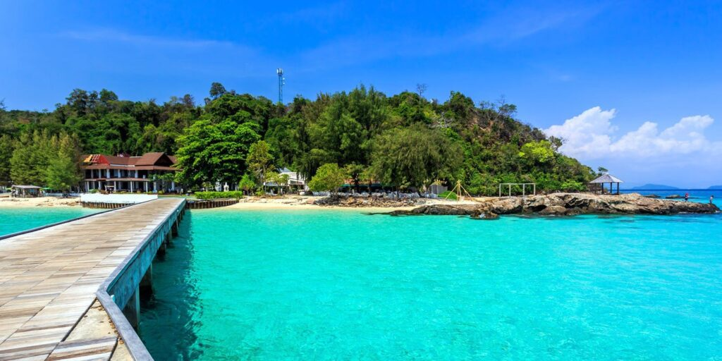 the famous places in phuket the famous places in phuket The famous places in Phuket must visit and should come to travel once Maiton Island Koh Mai Thon 1024x512