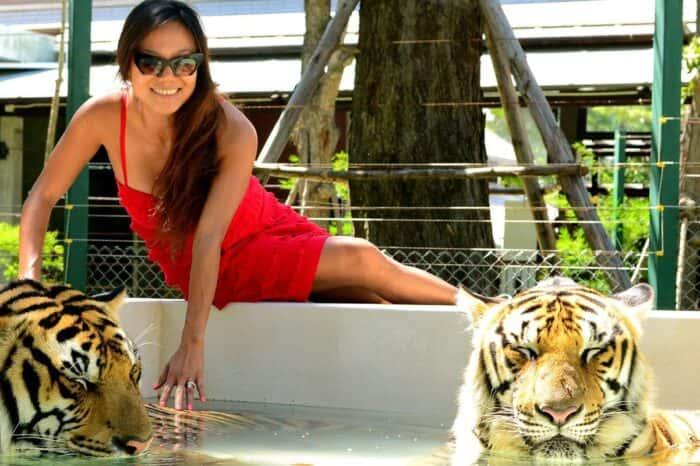 Phuket City Tour With Tiger Kingdom – Big Buddha
