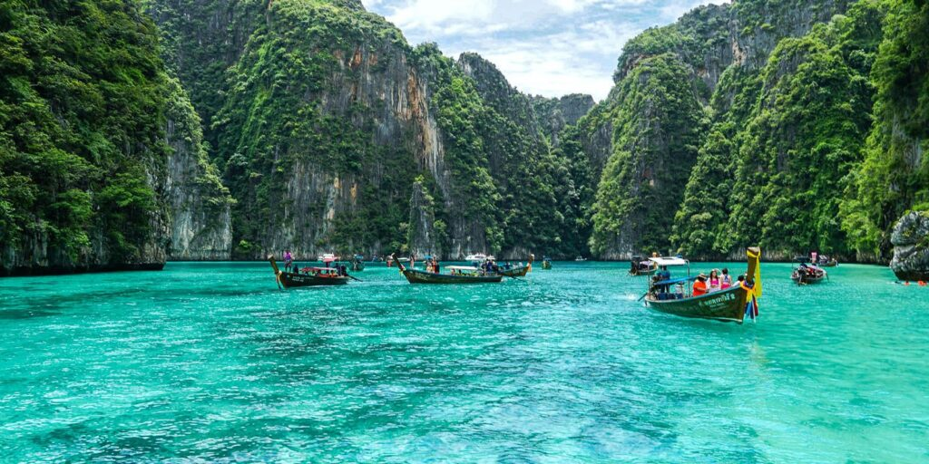 private longtail boat charter tour around phi phi, charter tour around phi phi private longtail boat charter tour around phi phi Private Longtail Boat Charter Tour Around Phi Phi Island From Phi Phi Private Longtail Boat Charter Tour Around Phi Phi Island From Phi Phi 1024x512