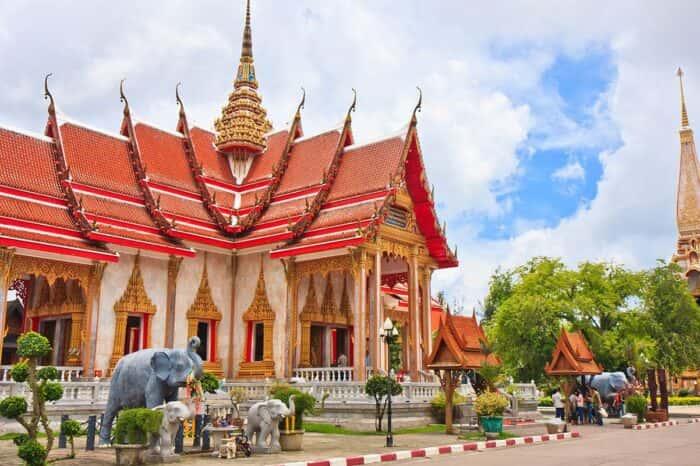 Sightseeing Tour Around Phuket City Including Phuket Zoo
