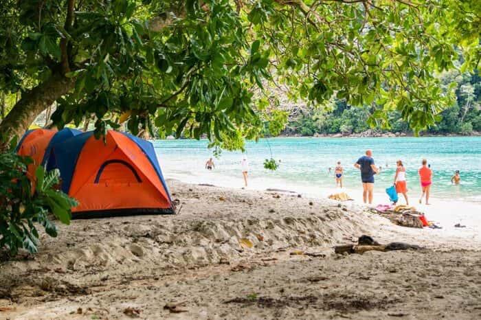 Surin Islands Overnight Tour 2 Days 1 Night From Phuket