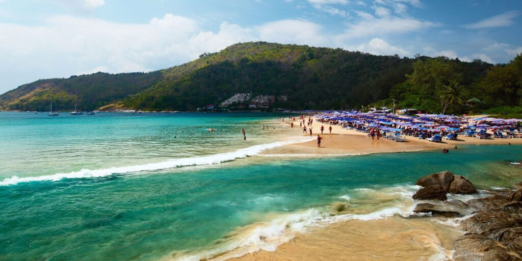 phuket attractions and recommended beaches, phuket attractions, phuket recommended beaches phuket attractions and recommended beaches Phuket attractions and recommended beaches Nai Harn Beach Cover 1024x512