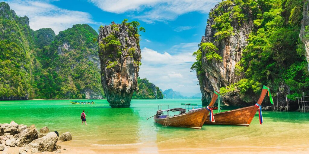 phuket attractions and recommended beaches, phuket attractions, phuket recommended beaches phuket attractions and recommended beaches Phuket attractions and recommended beaches Phang Nga Bay Cover 1024x512