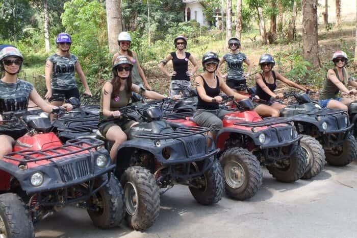 Phuket Paradise Buggy And ATV Adventure Tours