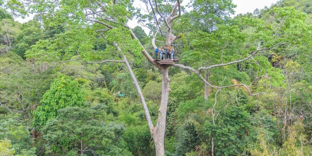 zipline canopy adventure tour, zipline koh samui zipline canopy adventure tour Zipline Canopy Adventure Tour at Secret Waterfall on Koh Samui Zipline Canopy Adventures Tour at Secret Waterfall on Koh Samui 1024x512