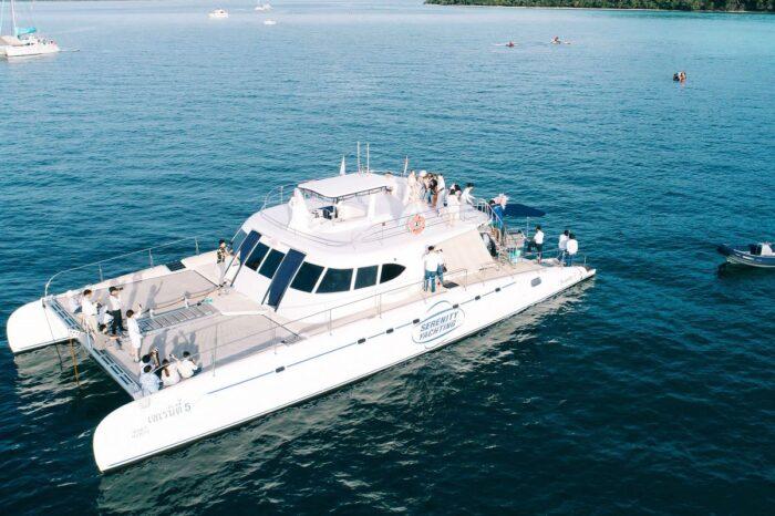 Sailing Yacht Tour To Koh Phangan From Koh Samui