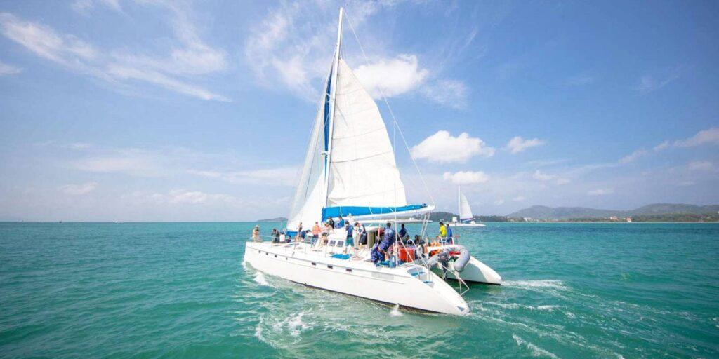 koh lon, koh maiton, sailing boat, phuket koh lon Koh Lon And Koh Maiton Cruise Tour By Sailing Boat From Phuket Koh Lon And Koh Maiton Cruise Tour By Sailing Boat From Phuket 1024x512