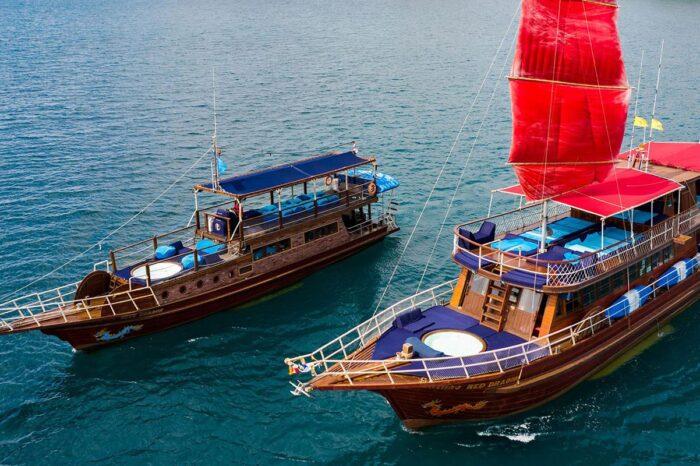 Mu Koh Angthong National Park Semi-Private Yacht Cruise – Koh Samui