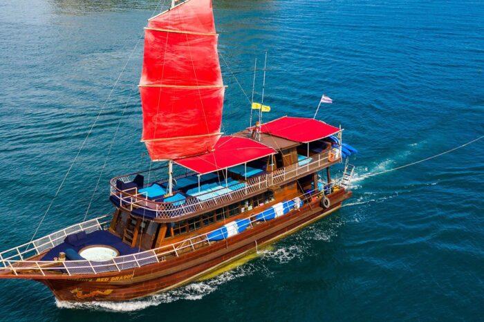 Pig Island By Dragon Yacht From Koh Samui – Snorkeling & Kayaking
