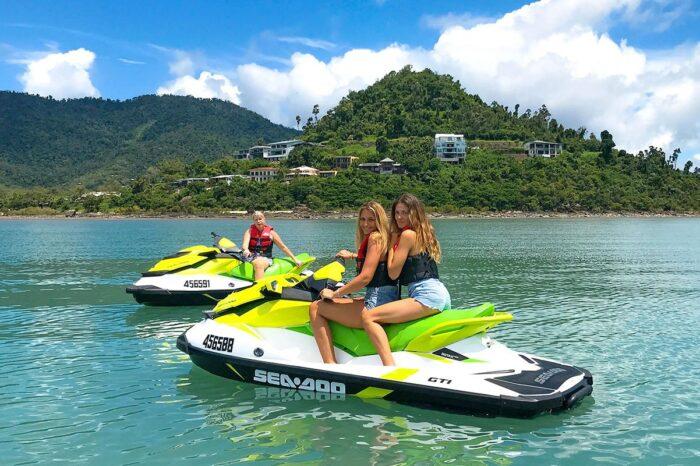 Phuket Jet Ski Tour To 7 Islands