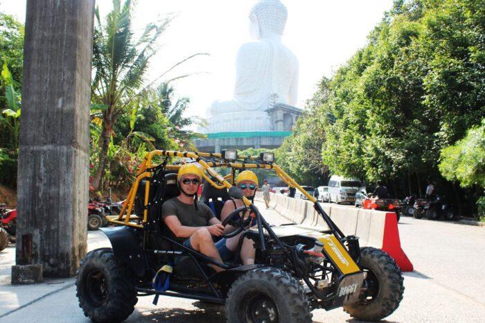 ATV And Zipline Experience by Phuket Paradise Trip ATV Adventure