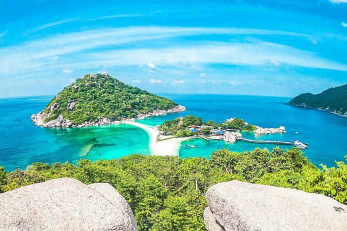 Koh Phangan, Koh Nang Yuan, Koh Tao Snorkeling Day Tour From Koh Samui
